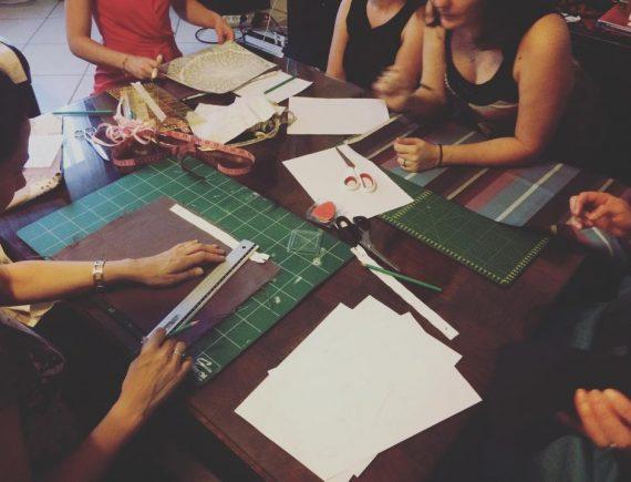 Cours de couture: Les ateliers de Doty