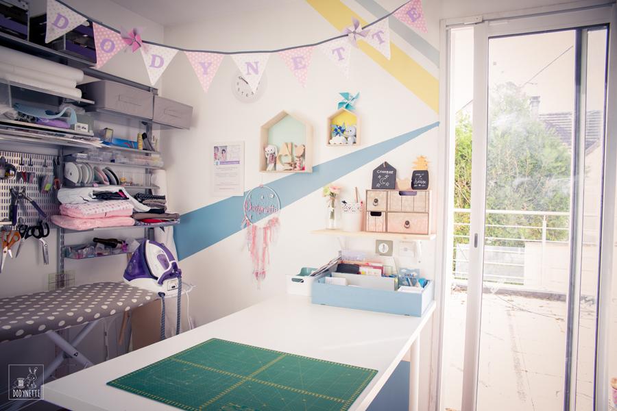 Atelier dodynette elfa pricicieuse decoration couture for Atelier de decoration