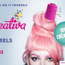 Press-kit-Creativa-Bruxelles-2017-Brusses-Expo-Poster-Salon-des-Loisirs-Creatifs-et-du-Do-it-Yourself