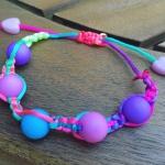 faire un bracelet shamballas dodynette