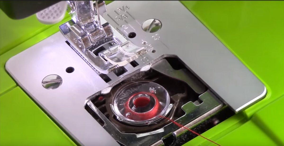 comment utiliser une machine à coudre