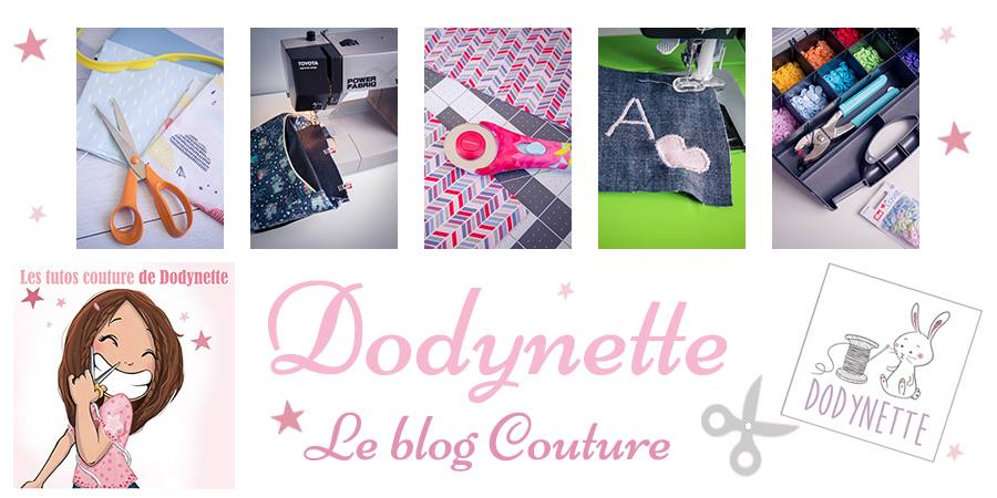 Tuto couture   Mon snood tout doux   Les tutos couture de Dodynette 6da7d148a35