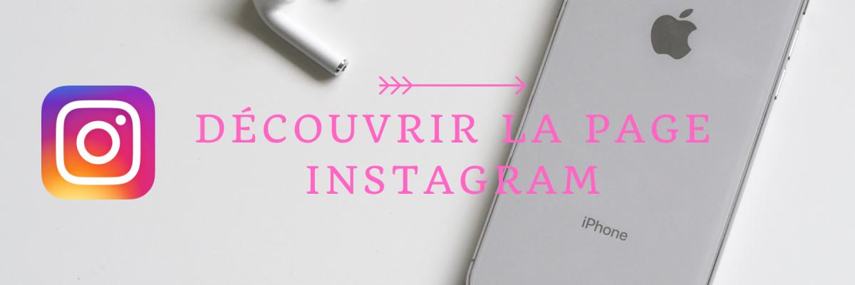 page instagram dodynette