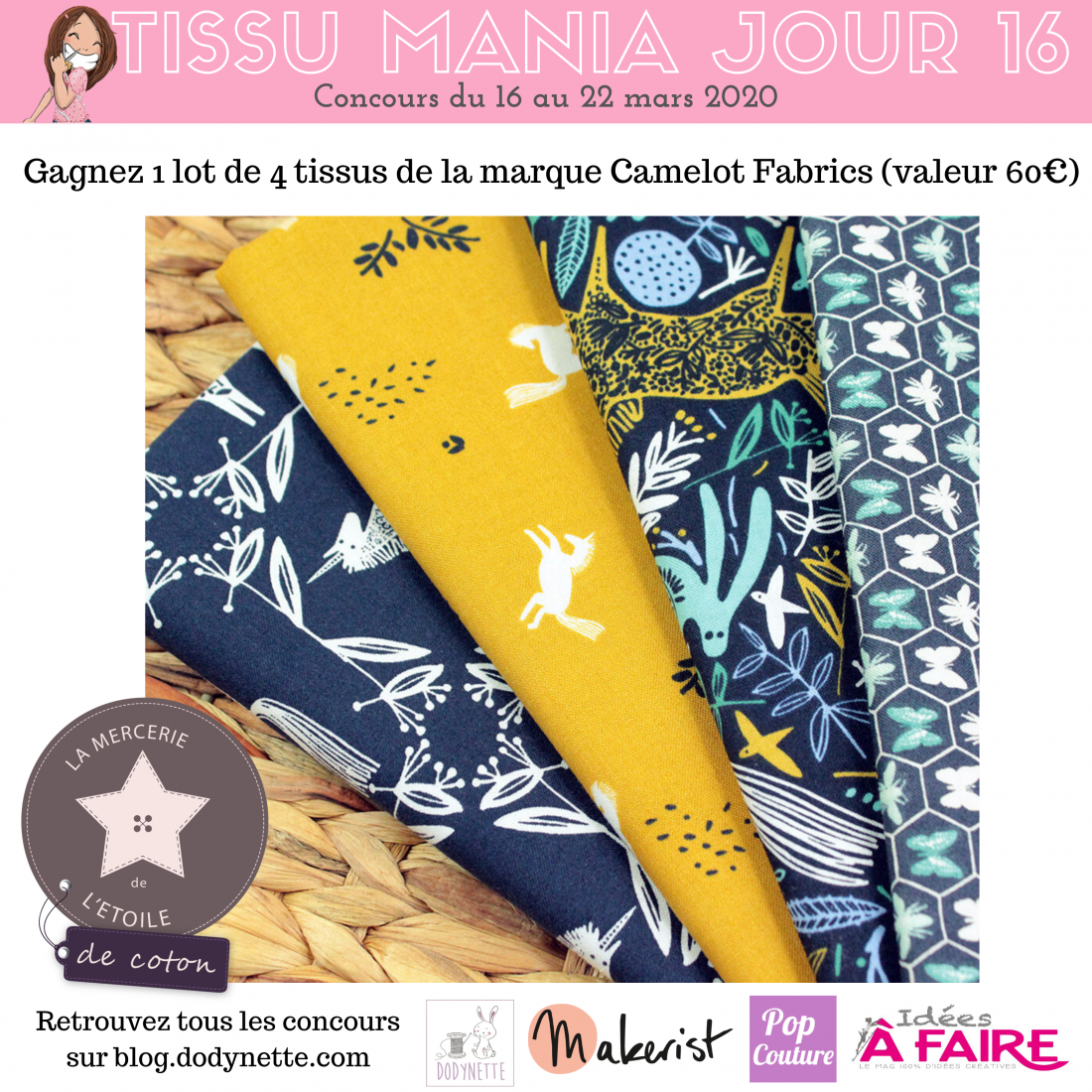 concours couture dodynette