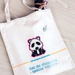 customiser un tot bag