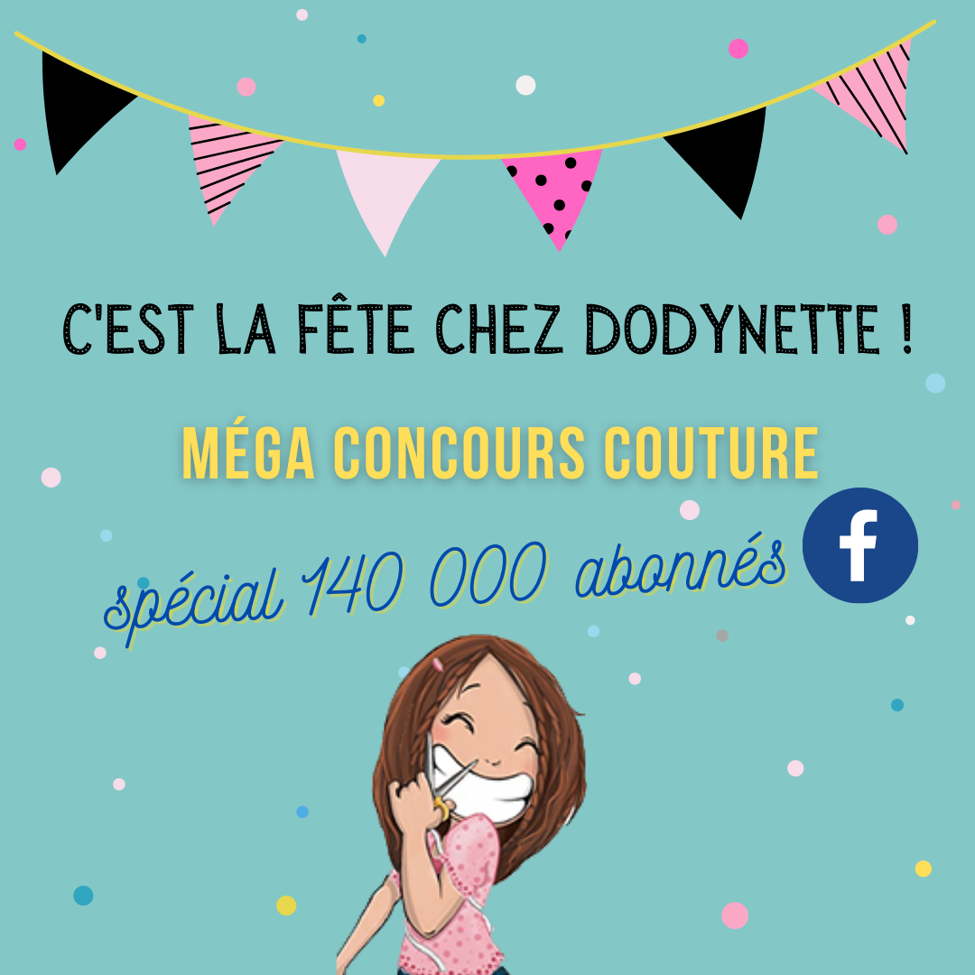 concours dodynette couture