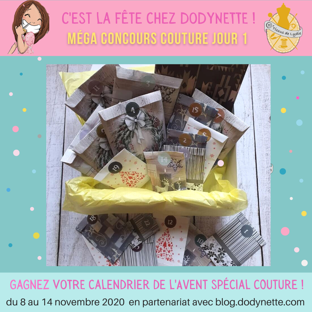 concours dodynette o tissus de lydie