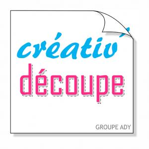 logo créativ'découpe