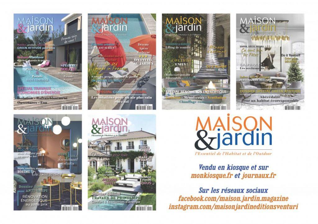 visuel maison & jardin magazine