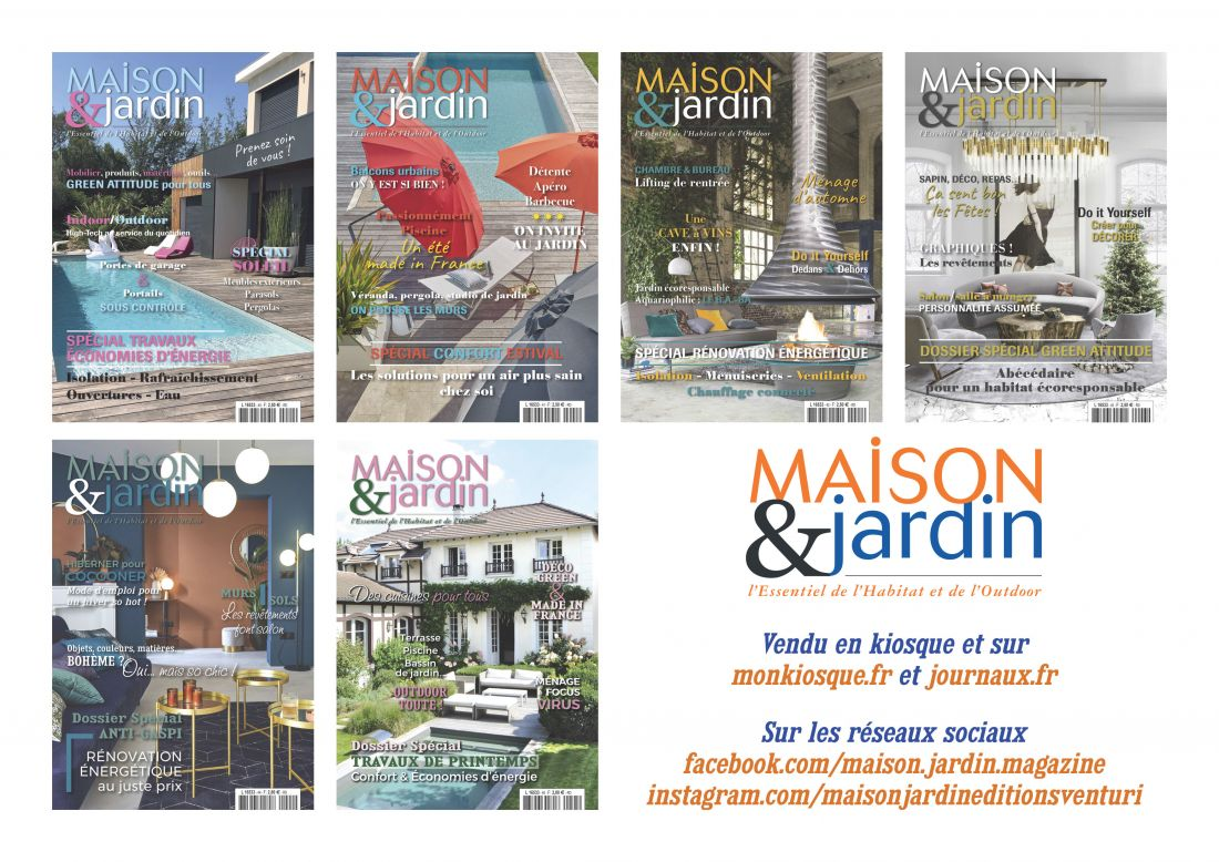 visuel Maison & Jardin
