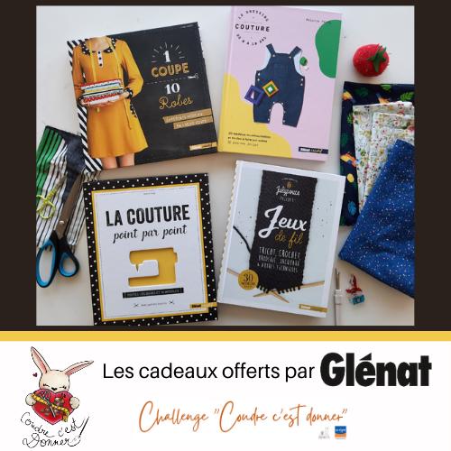 cadeaux challenge Glénat