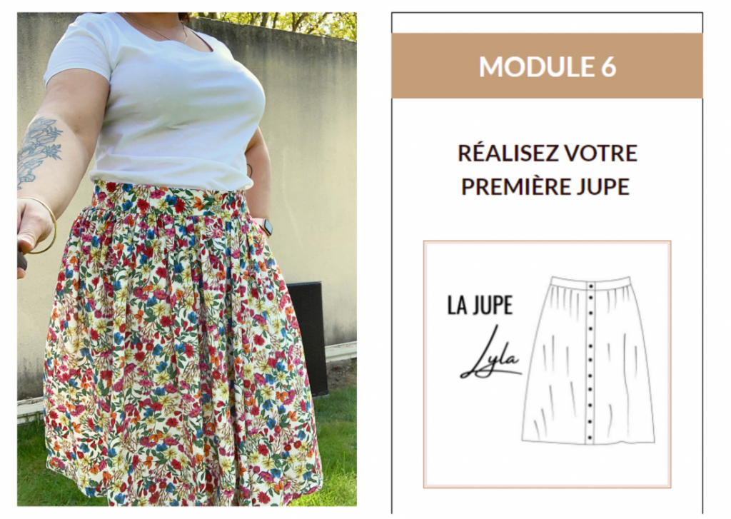 jupe lila modesty couture