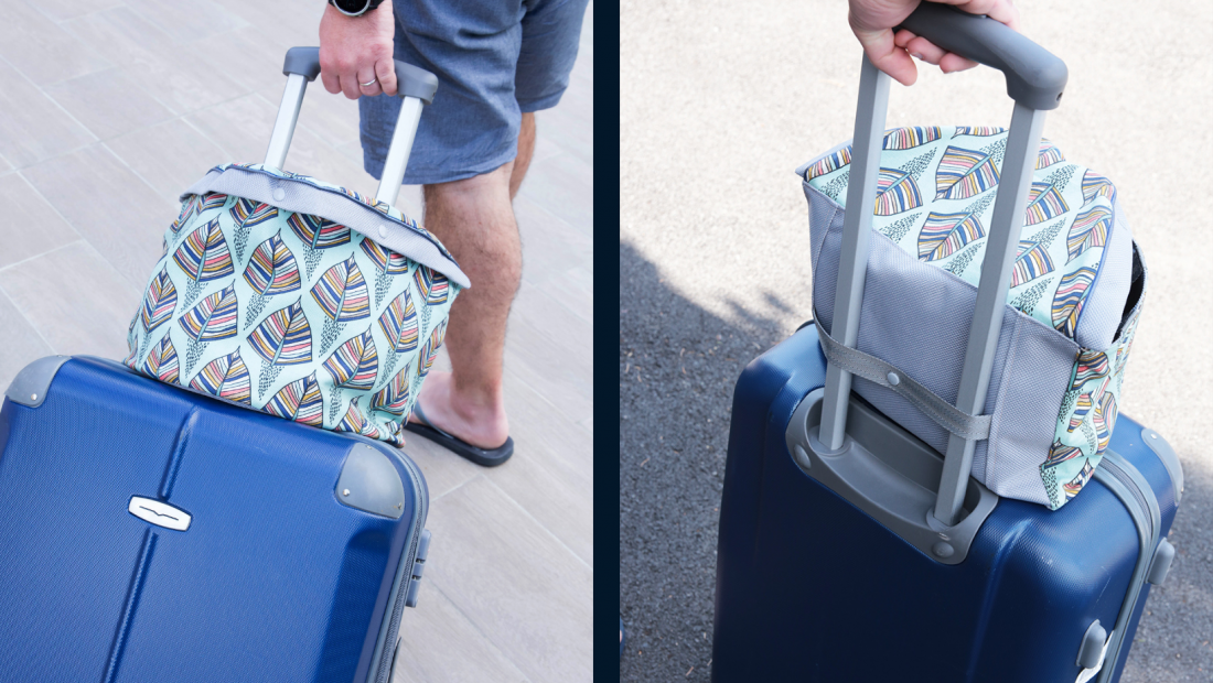 tuto couture sac à bagage dodynette